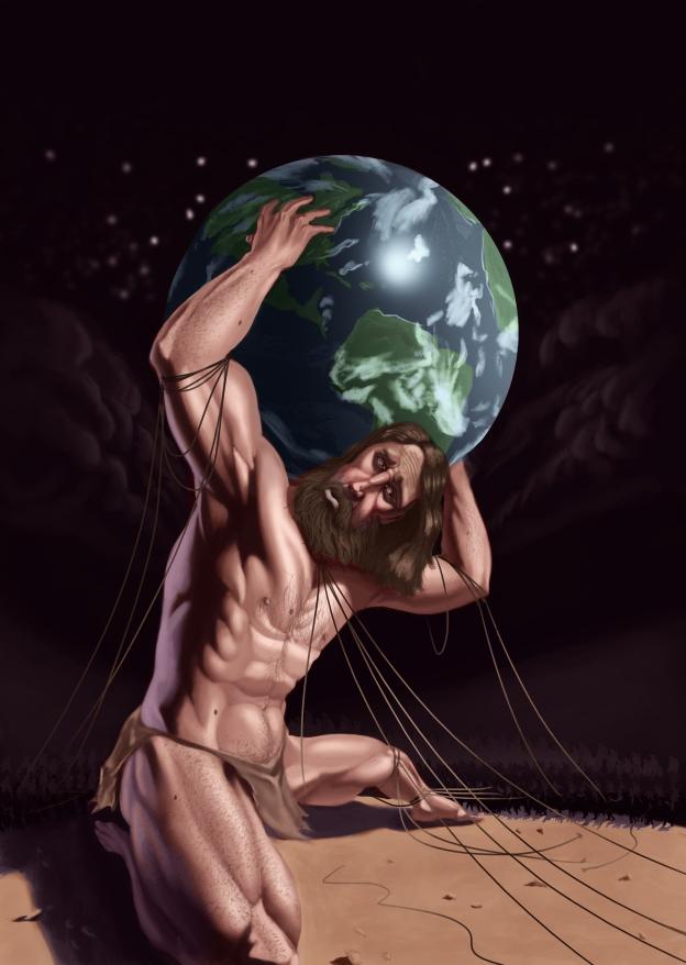 Atlas Hijacked